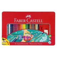 colores cuareables Faber Castell 48 - Comercial Martos